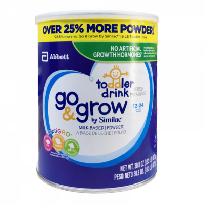 Similac Go & Grow - Us Home