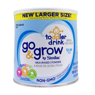 Similac Go & Grow Non-GMO - Us Home