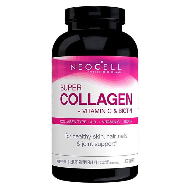 Neocell Super Collagen + Vitamin C & Biotin - Us Home