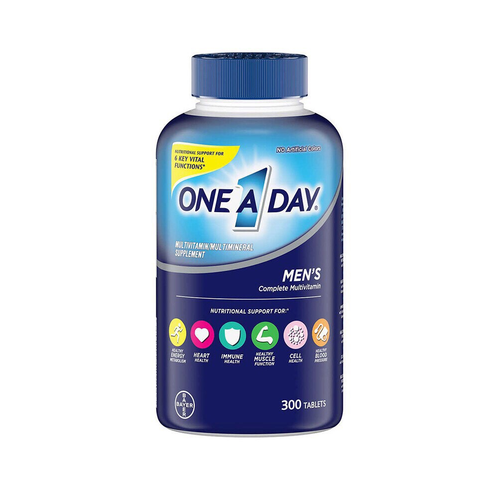 Viên uống vitamin tổng hợp One A Day Men's Multivitamin