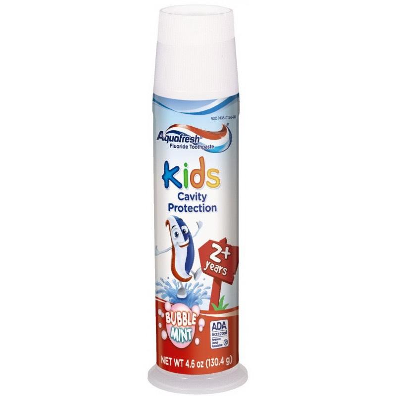 Kem Đánh Răng Trẻ Em Aquafresh Kids - Us Home
